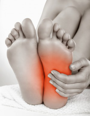 Plantar Fasciitis: A Real Pain in the Foot